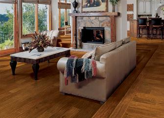 Mullican Solid Engineered Hardwood Abbey Carpet