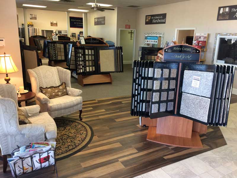 Take A Look At Our Showroom Fayetteville Nc Southern